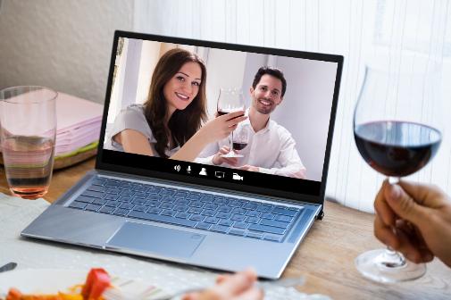 La demanda de catas virtuales ha aumentado mucho en España en los últimos meses.