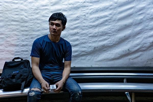 Escena de la película 'Nada', dentro del ciclo dedicado a Tsai Ming Liang en Filmoteca Española