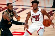 Butler retrasa el anillo de los Lakers en un duelo épico con LeBron