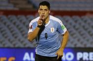 """Las críticas  de Luis Suárez:  """"No gritaría un gol al Barça, pero señalaría a alguna parte"""""""