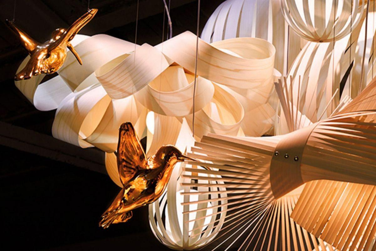 Lámpara Llum Canelobre de Mariví Calvo para LZF Lamps