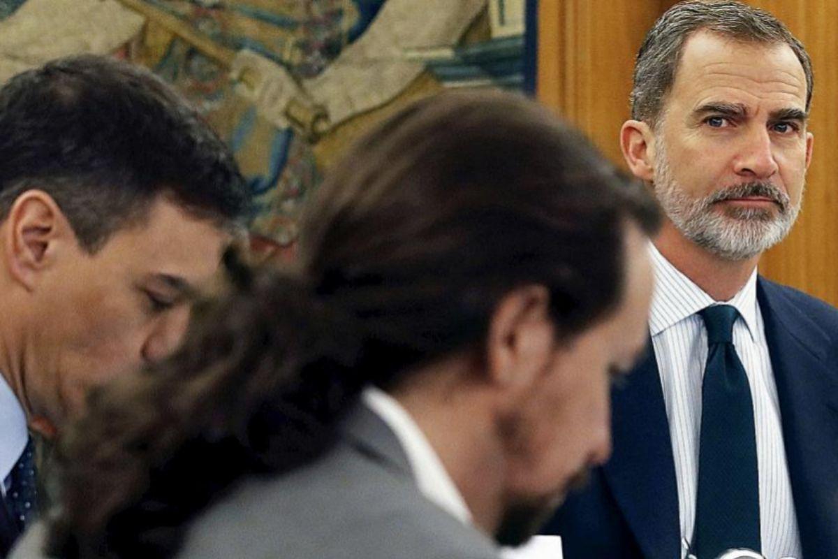 Pablo Iglesias se estrena en la Fiesta Nacional tras sus ataques al Rey