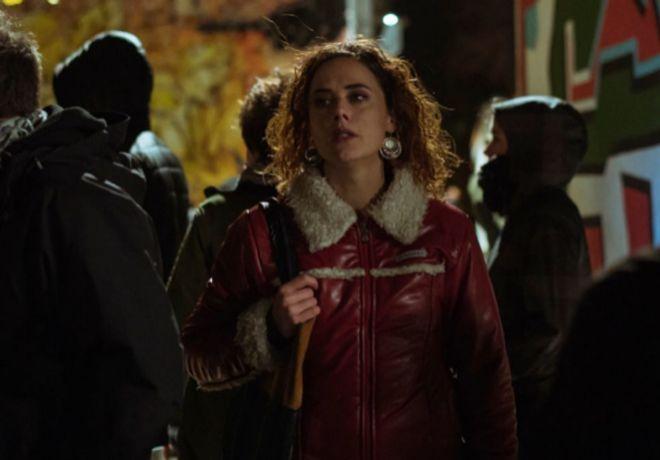 Patricia López Arnaiz es Lide, la mujer protagonista de esta historia.