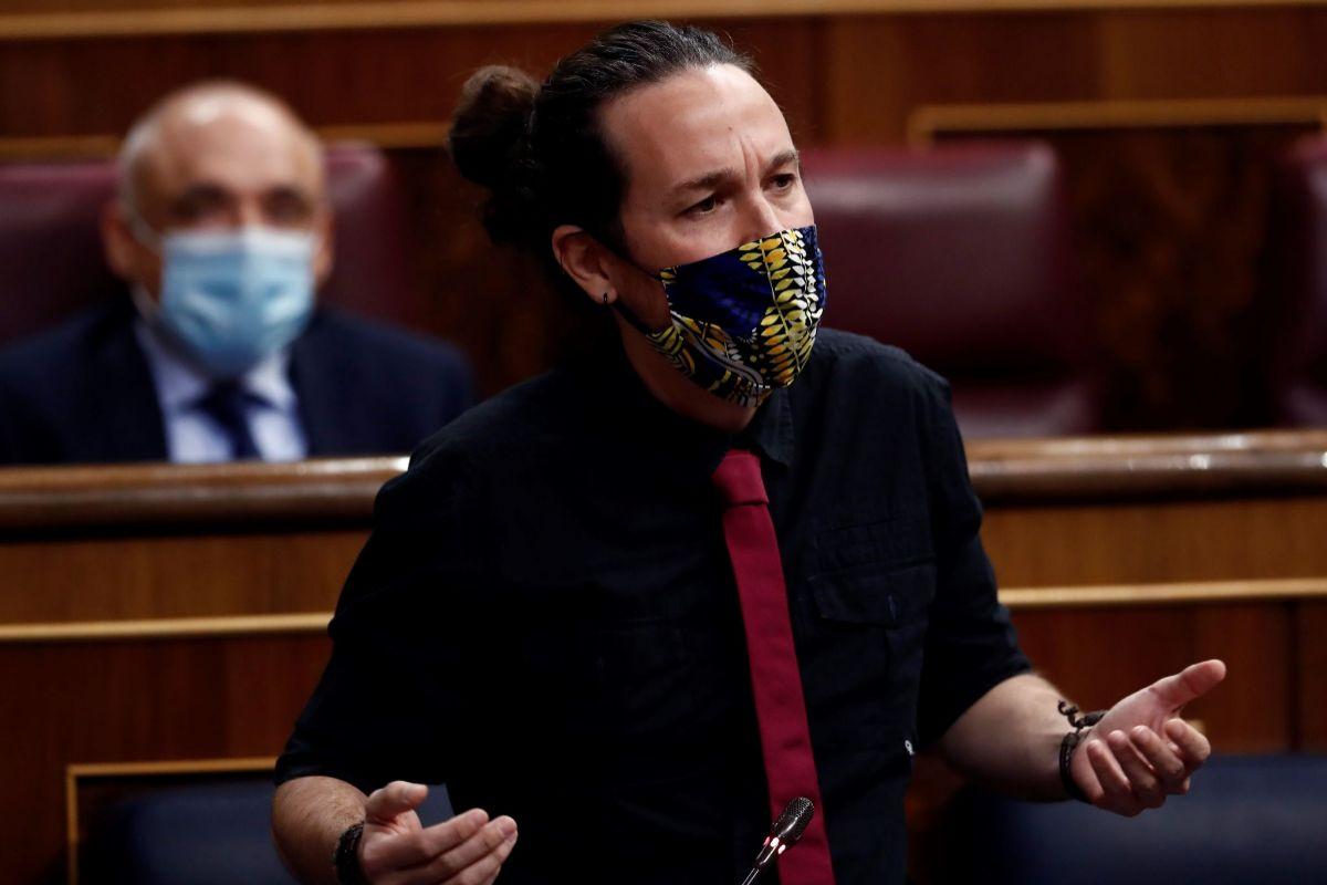 El PSOE, Unidas Podemos y los independentistas salvarán a Pablo Iglesias y Grande-Marlaska de la reprobación del Congreso