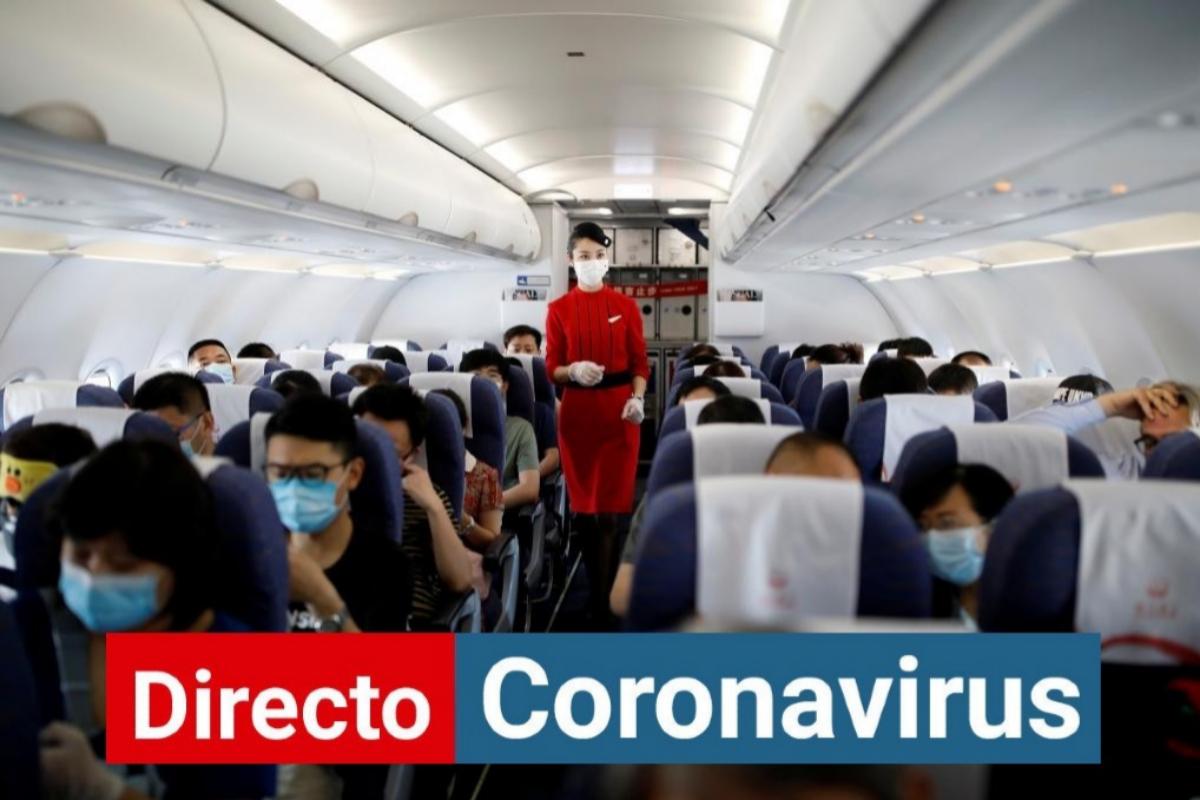 Coronavirus hoy, últimas noticias en directo |   La OMS advierte de que las UCIs en Europa pueden llegar al límite en semanas
