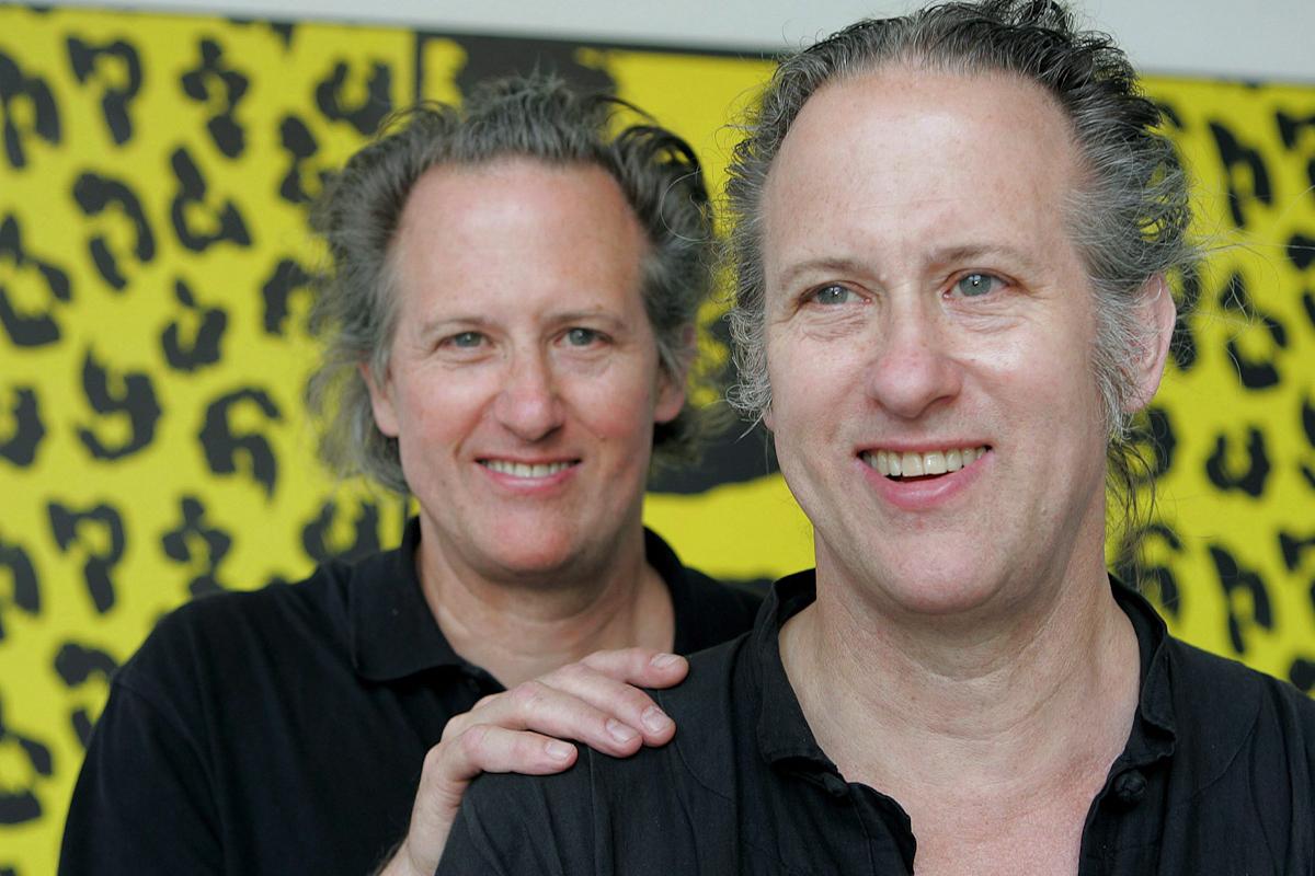 Los hermanos Timothy Quay y Steffen Quay.