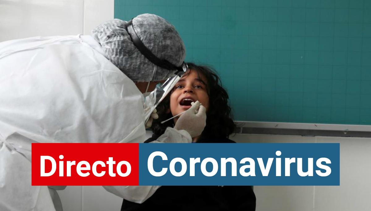 Canarias | Última hora: 119 nuevos casos de Covid y ningún fallecido en las últimas horas