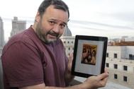 El actor y productor de cine porno Ignacio Allende Fernández, Torbe.