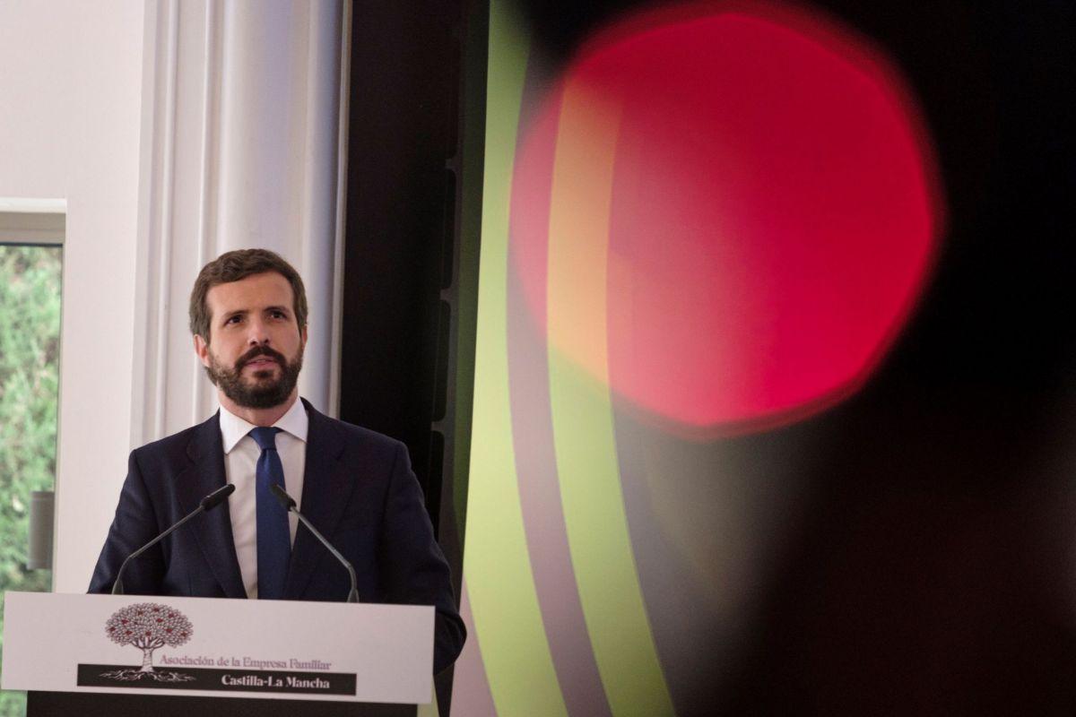 """El PP pone tres condiciones para renovar el CGPJ y llevará el lunes al Congreso su """"contrarreforma"""" para """"despolitizarlo"""""""