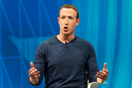 Mark Zuckerberg, CEO y fundador de Facebook
