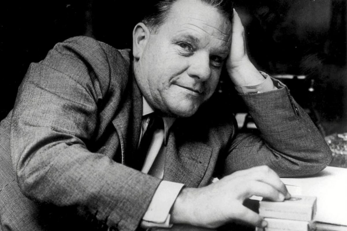 Lawrence Durrell.