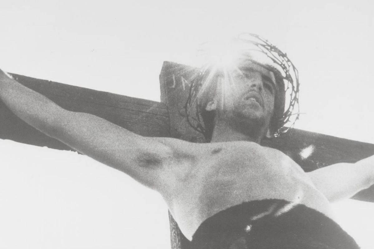 'El evangelio según San Mateo', de Pier Polo Pasolini.