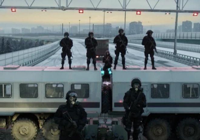 En 'Hacia el lago', las autoridades confinan Moscú y otras ciudades por miedo a la transmisión masiva del virus.