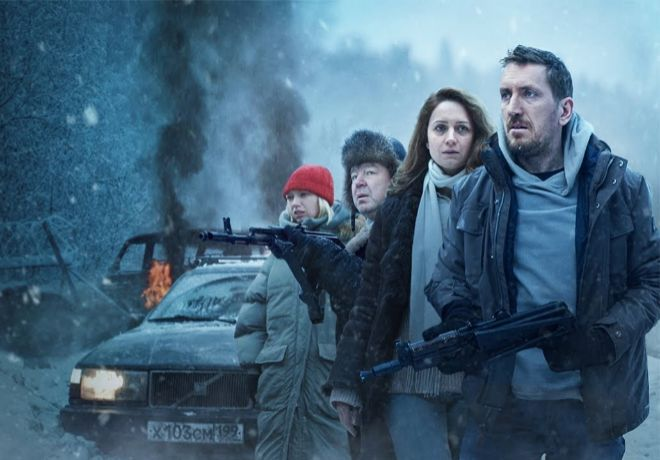 Algunos de los protagonistas de la serie que emite Netflix.