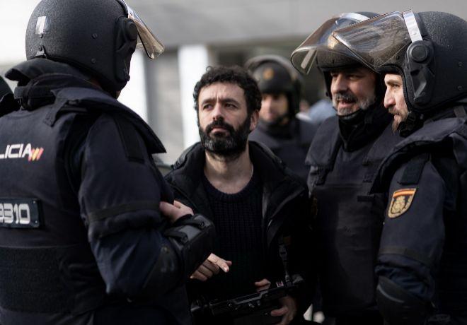 Rodrigo Sorogoyen es el responsable, guionista, productor y creador de 'Antidisturbios'.