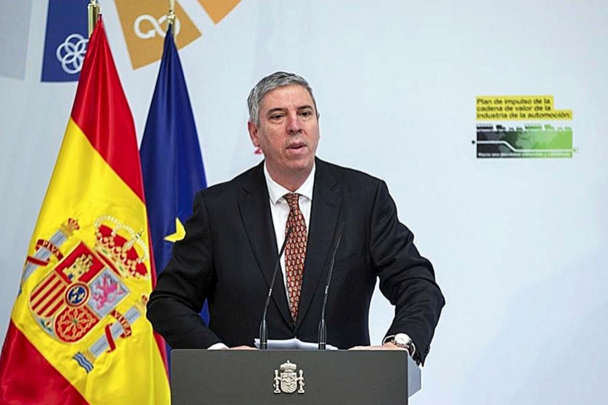 El presidente de Ifema, José Vicente de los Mozos