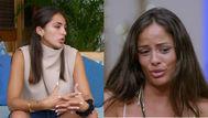 Sandra se disculpa por su comentario sobre Melyssa en La Isla de las Tentaciones 2