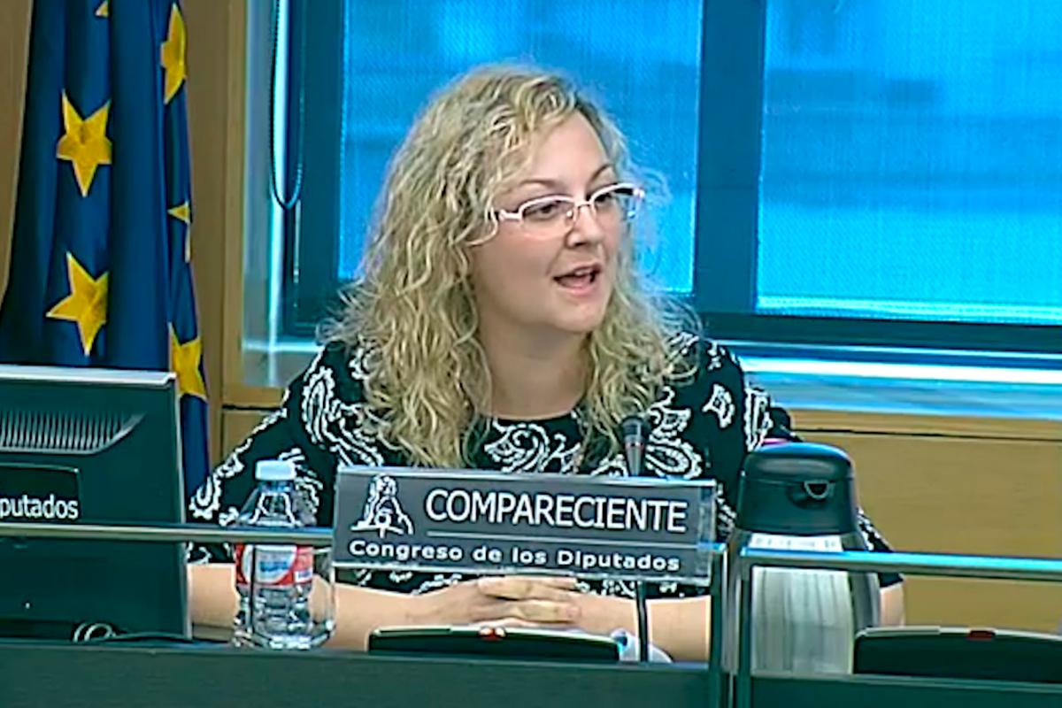 Condenada a dos años y cuatro meses de cárcel la presidenta de Infancia Libre por sustracción de menores
