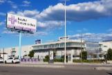 Hospital de Gandía donde fue atendida la menor.