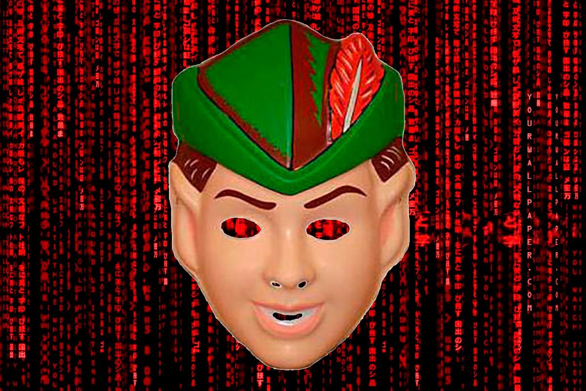 Las acciones de estos hackers se inspiran en la figura de Robin Hood.