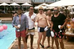 Los gastos de Charly, líder de la mayor estafa inmobiliaria de Mallorca: apuestas de 700.000 euros, 310.000 en joyas y ropa...