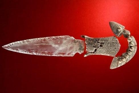 La misteriosa daga del 'Marchante de Marfil'
