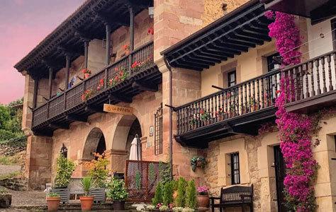 El alojamiento rural La Infinita de Cantabria.