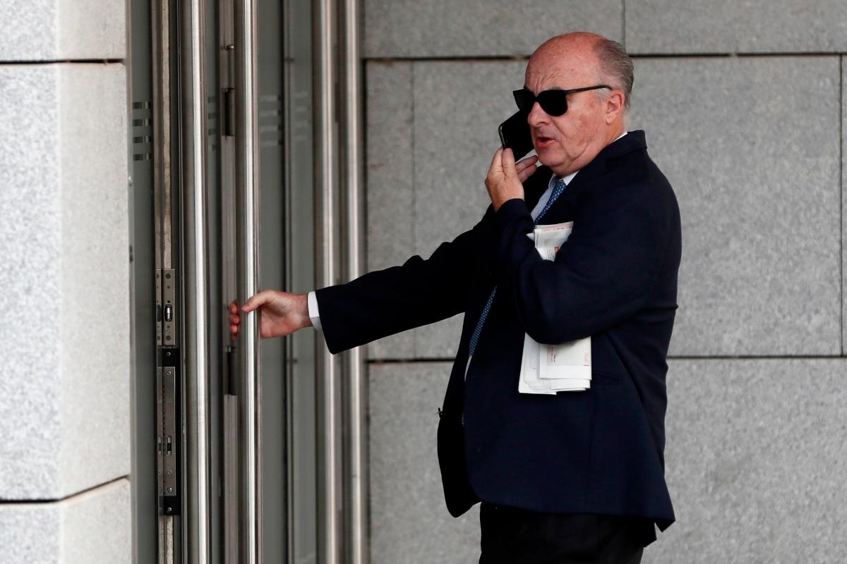 Imputado un ex senador del PSOE por el espionaje de Villarejo a un constructor