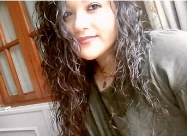 Ana Belén Rosa, nuera de la fallecida, que ha denunciado el caso ante la Junta de Extremadura.