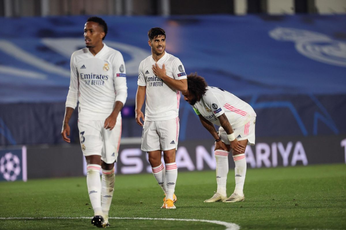 Los números que evidencian la mala situación del Madrid en la Champions