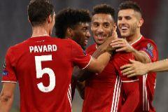 Un Bayern arrebatador sepulta al Atlético (4-0)