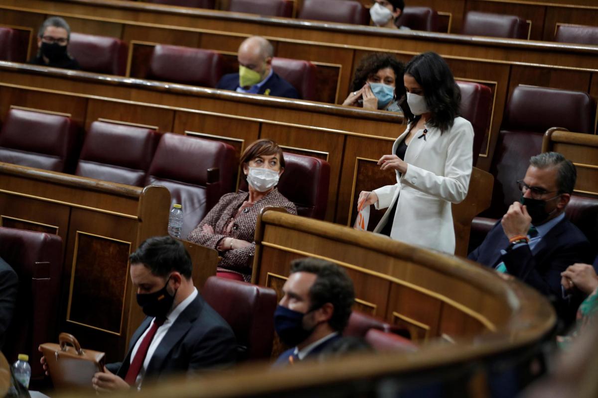 Inés Arrimadas y el castigo moral