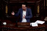 """Pablo Casado cortocircuita el plan de Moncloa al romper con Vox y obliga a Pablo Iglesias a reconocer su """"discurso brillante"""""""