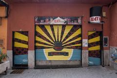 Bar Hat, en el centro de Palma.