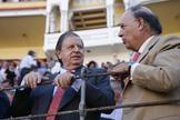Fernando (izquierda) y Carlos Falcó estaban muy unidos