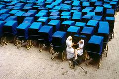 """Steve McCurry: """"La tragedia es que la pandemia no nos enseñará nada"""""""