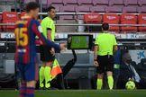 """El agarrón a Ramos que acaba en un polémico penalti: """"¡Es un  escándalo! Munuera, te puedes ir a cagar"""""""