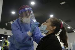 La incidencia del virus, en niveles de alerta roja
