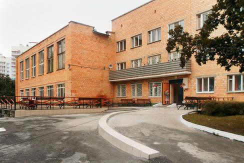 La residencia Uktussky, en la ciudad rusa de Ekateringrado.