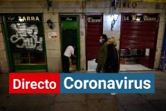 Coronavirus | Madrid valora si decretar el cierre total de la región y ampliar las restricciones