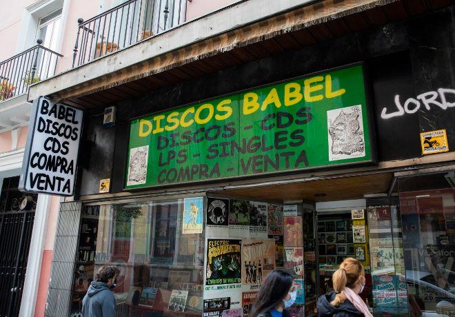 Discos Babel.