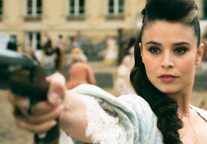Marilou Aussilloux da vida a la condesa Élise de Montargis, rebelde y luchadora.