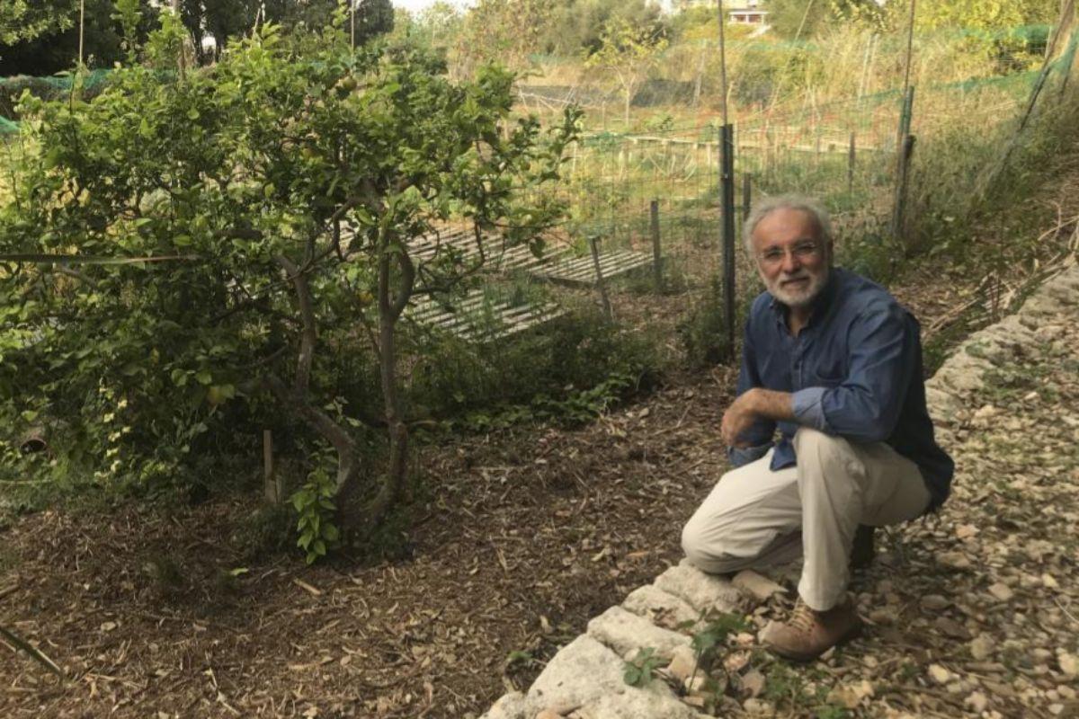 Miquel Ramis es el promotor del proyecto Baleares Verde