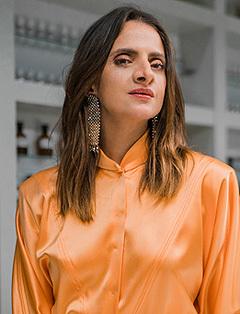 El extraño caso de la nariz de Macarena Gómez
