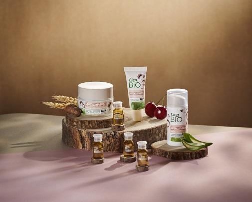 Cien Bio Antioxidante de Lidl (cada uno de los productos cuesta menos de 5 euros).