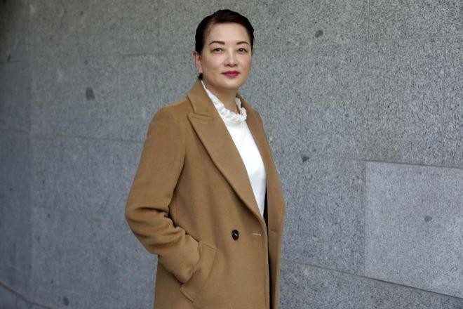 María Li Bao, propietaria del restaurante China Crown.