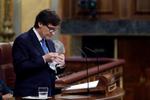 El Congreso aprueba con 194 votos la prórroga del estado de alarma hasta el 9 de mayo