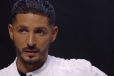 Nyno Vargas en la entrevista en El Mundo