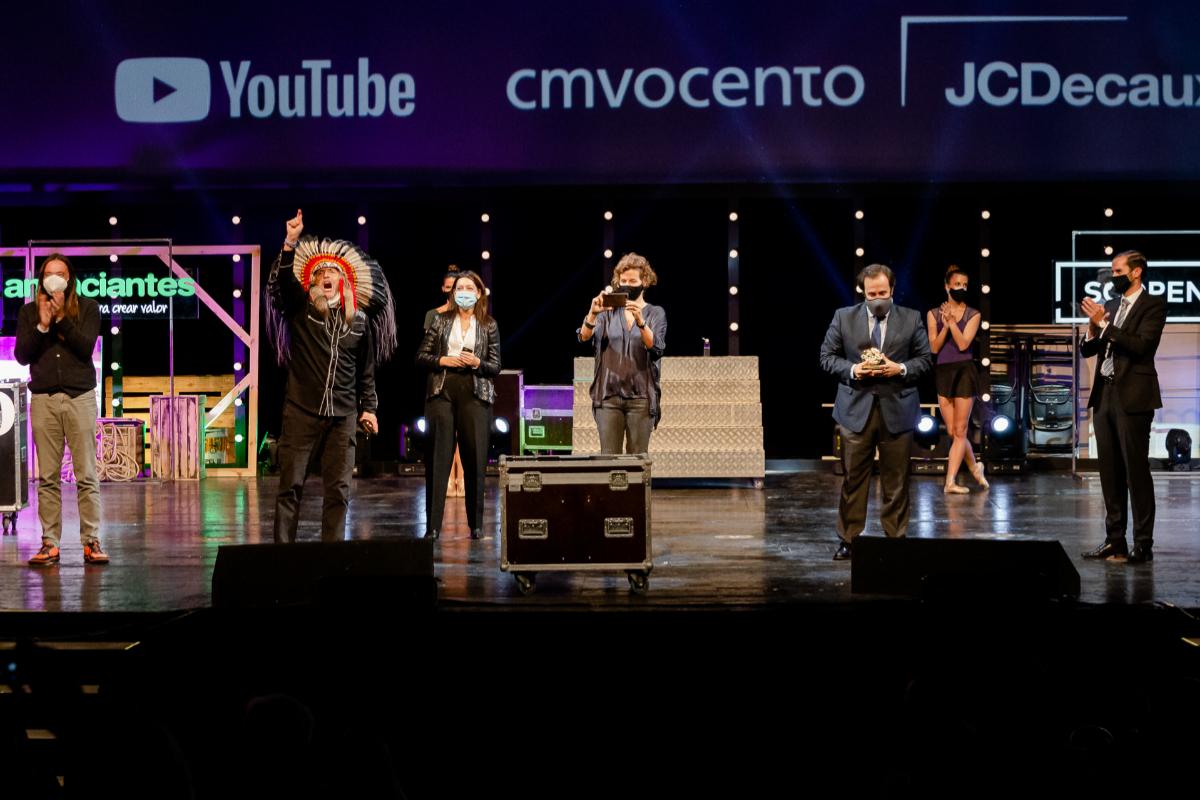 La campaña publicitaria 'Medidas concretas' de Bankinter gana el Gran Premio Eficacia 2020