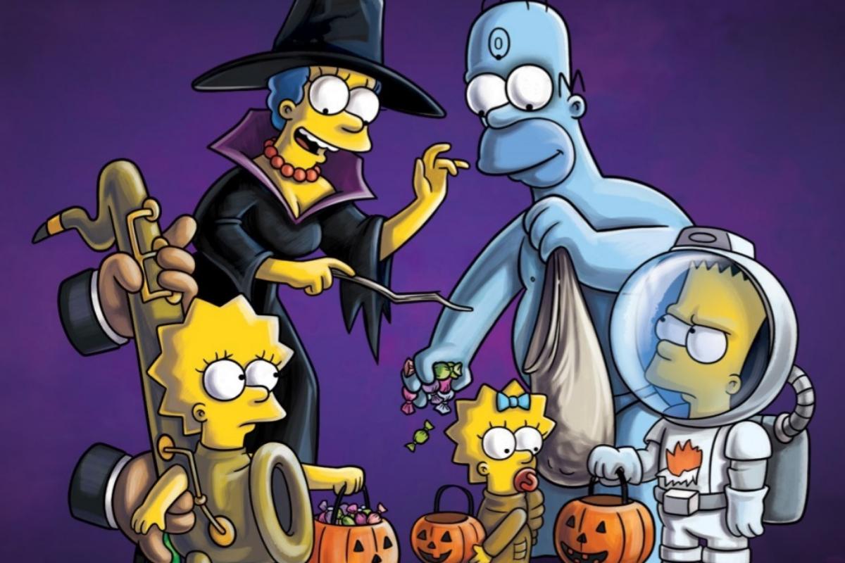 Los mejores episodios de Halloween de los Simpsons